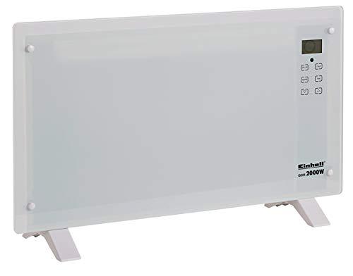 Glas-Konvektor mit 2000 Watt und 2 Programmen von Einhell