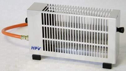Campingheizung mit 1,7 kW von HPV