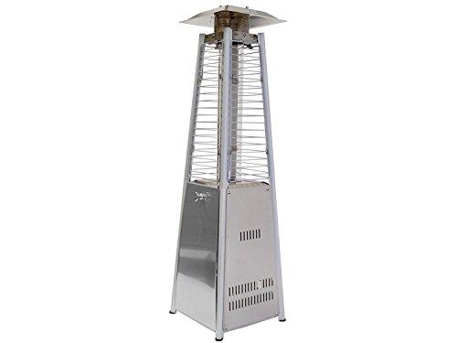 """Pyramidenheizstrahler """"Gomera"""" mit Gas und einer Höhe von 1 Meter von Traedgard Design"""