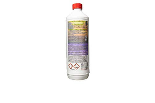 Moosentferner  BAuA Nr.N-62254 Vollkonzentrat in 1 l Flasche von A. K. B.