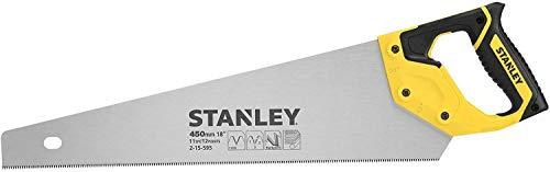 Black+Decker Stanley JetCut Feine Handsäge