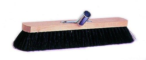 50 cm breiter Saalbesen Art. 3509112 mit Rosshaarmischung von Brück