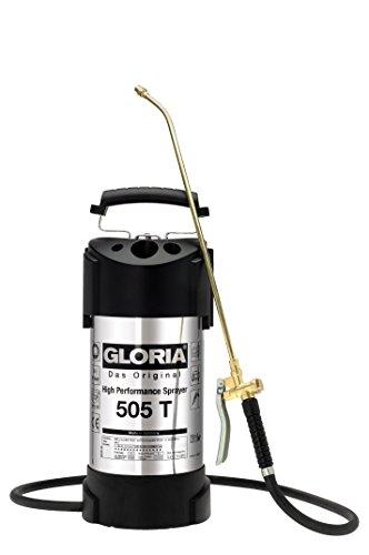 Hochleistungssprühgerät mit 6 bar Art. 505T aus Edelstahl von Gloria