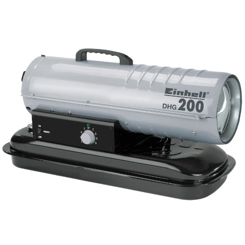 Einhell Diesel-Heißluftgenerator DHG 200