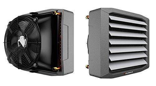 Flowair Lufterhitzer 30kW + Trafo Regler + Thermostat