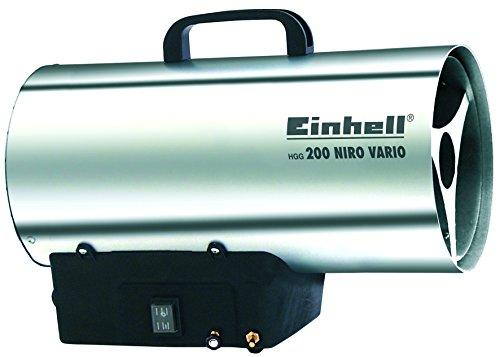 Heißluftgenerator Artikel HGG 200 Niro Vario mit 20 kW Leistung von Einhell