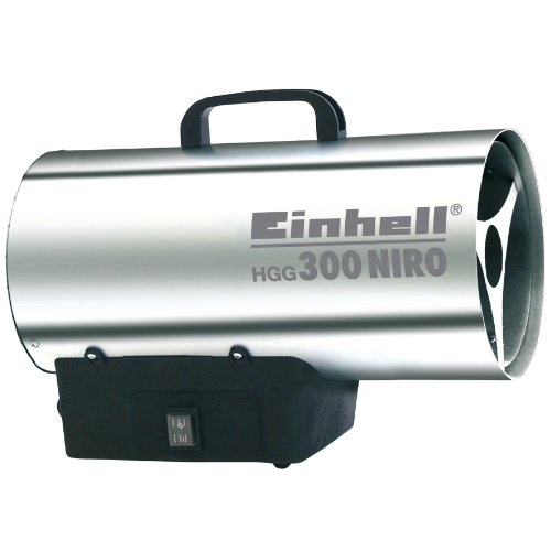 Heißluftgenerator HGG 300 Niro mit 30 kW von Einhell