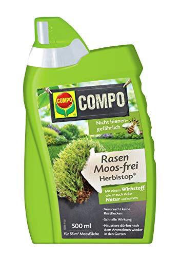 500 ml Moosvernichter für Rasen von Compo