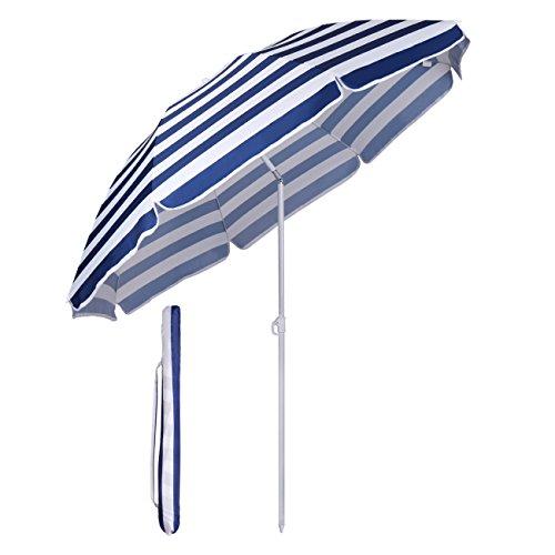 Sonnenschirm von Sekey mit 1,6 m Durchmesser