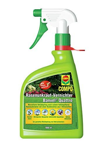Unkrautvernichter für Rasen Banvel Quattro von Compo