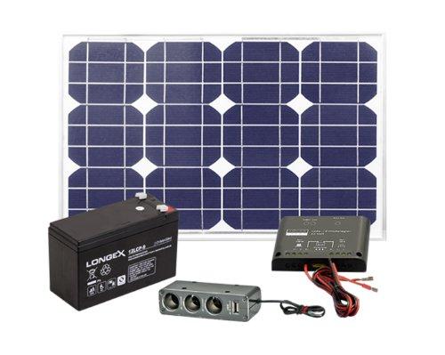 Süd-Solar Solarstrom Komplettset