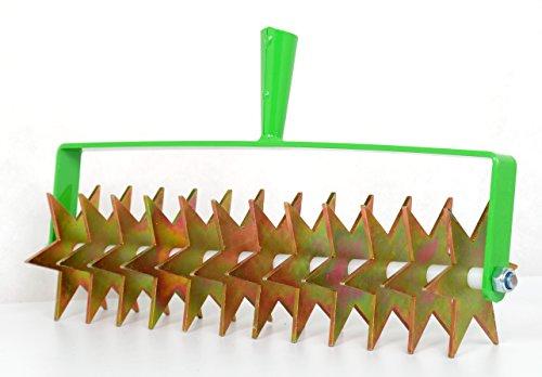 Kultivator Sternfräse Rollhacke Bodenkrümler 41cm 12-Star TMX