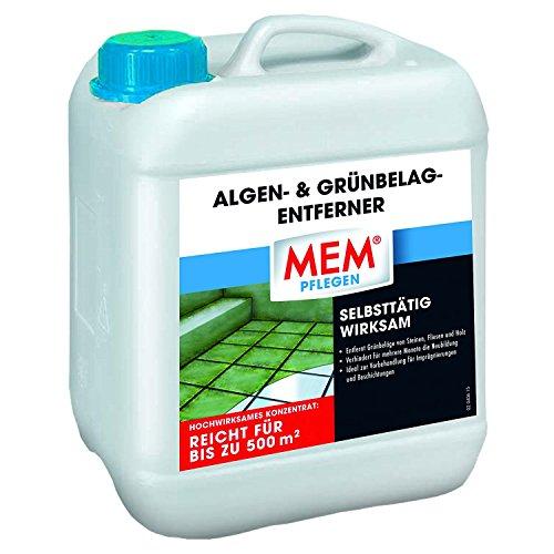 Algen-und Grünbelagentferner Art. 220021 in 5 l Kanister von MEM