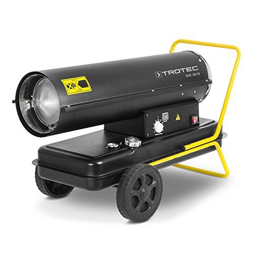 TROTEC Direkt-Ölheizgebläse Heizkanone IDX 30 D