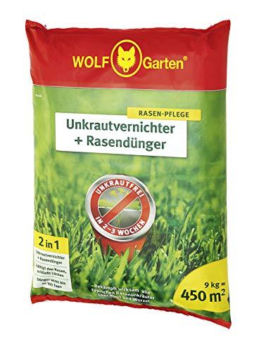 Unkrautvernichter mit Rasendünger Art. SQ 450 3840745 von Wolf Garten