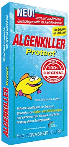 Algenkiller Protect für Schwimm-, sowie Gartenteiche von Algenkiller Protect