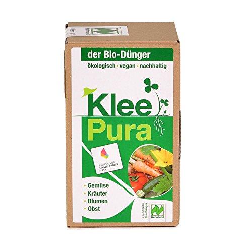 KleePura der NATURLAND Bio Dünger