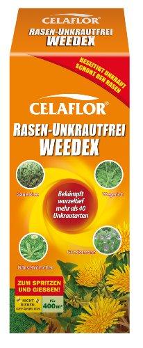 Unkrautvernichter Weedex in 400 ml Flasche von Celaflor