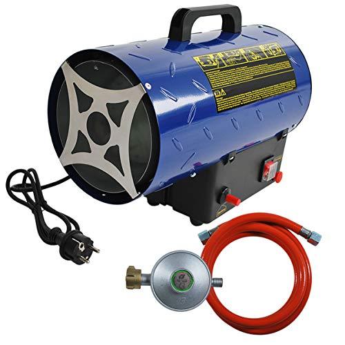 Gas-Heizkanone mit 10 kW Leistung von Helo