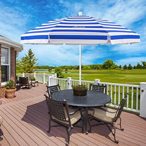Sonnenschirm mit 200 cm von MOVTOTOP