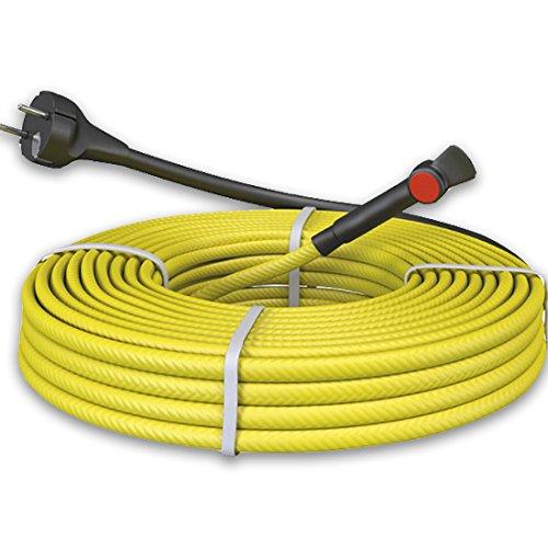 Rohrbegleitheizung mit 10 Meter Länge und 100 Watt Leistung
