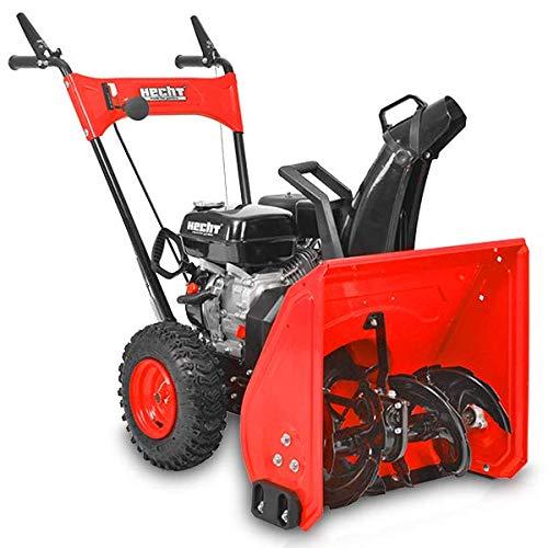 Schneefräse für Benzin mit 4 kW Artikel 9555 von Hecht