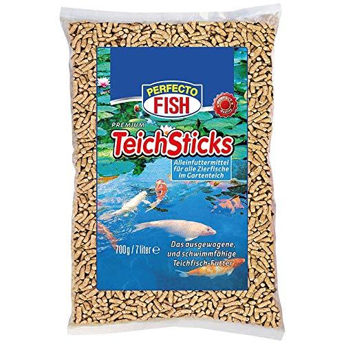 """Teich Fit Sticks """"Premium"""" Mischfutter für alle Teichfische"""