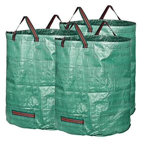 Praktisches Laubsack-Set mit 272 Volumen von GardenMate
