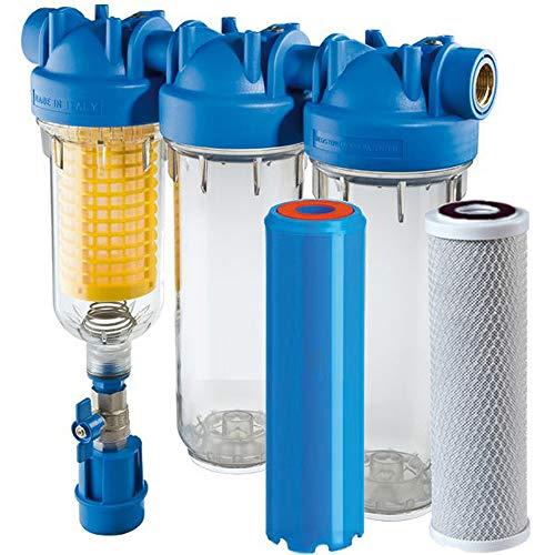 HYDRA Ironmaster 1 Zoll Haus- und Brunnenwasserfilter