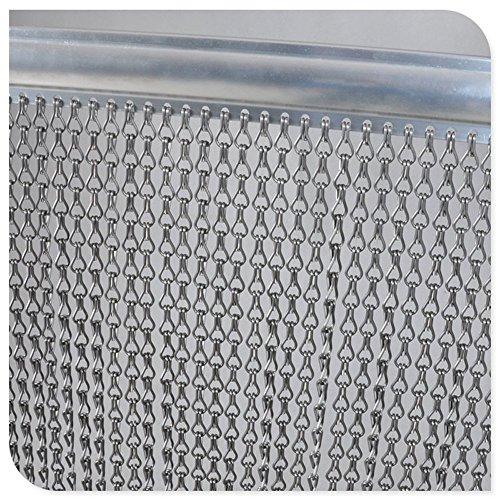 Fliegengitter für Tür aus Aluminium von Hot Wing