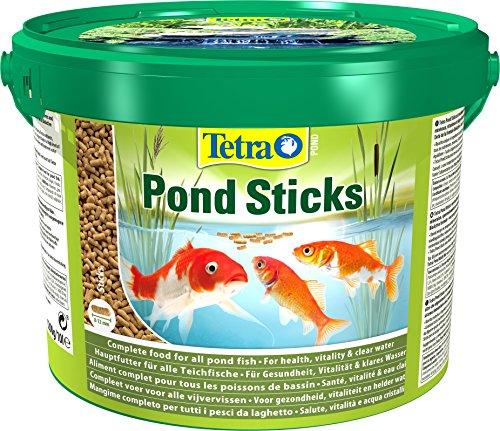 """""""Pond Sticks"""" Fischfutter von Tetra für kleine Gartenteichfische"""