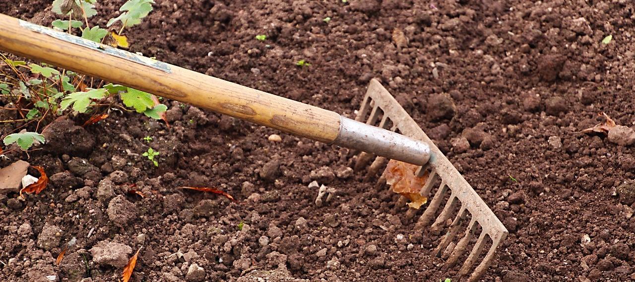 Garten Umgraben Mit Maschine 3 Geräte Zum Boden Auflockern