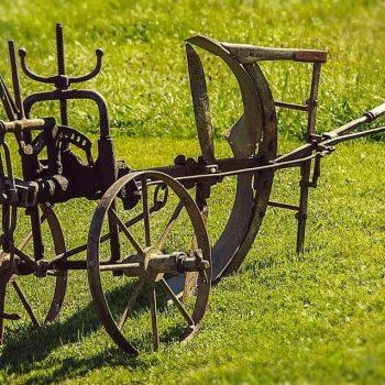 Motorhacke mit Pflug (Welche Gartenfräse hat die nötige Arbeitstiefe?)