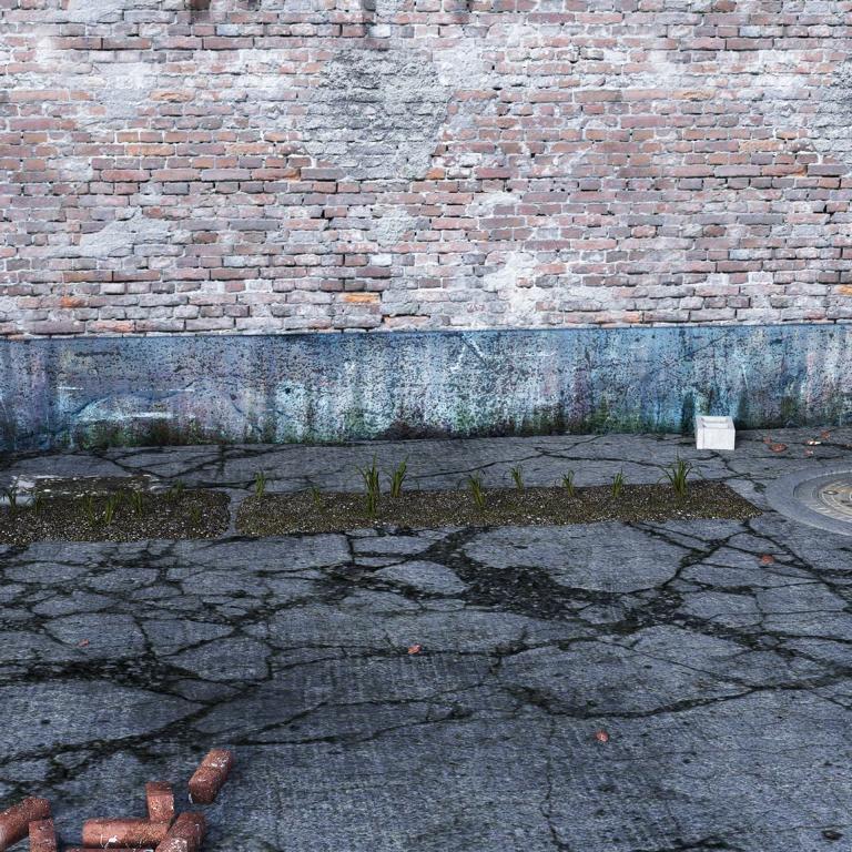 Betonboden mit Gartenfräse oder Bodenfräse entfernen