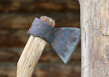 Spaltaxt schärfen | Schritt für Schritt Anleitung zum Spalthammer Schleifen