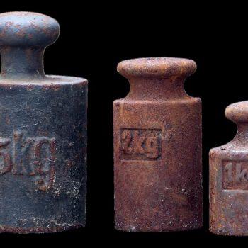 Spaltaxt Gewicht (Liste) | Wie viel kg sollte ein Spalthammer wiegen?