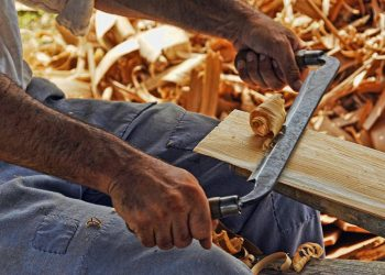 Holzaxt selber bauen | Schritt für Schritt Anleitung zur Spaltaxt Marke Eigenbau