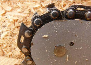 Winkel beim Kettensäge Schärfen | Gradzahl richtig einstellen