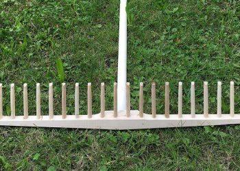 Holzrechen Vergleich | Top 5 Holzharke für den Garten kaufen