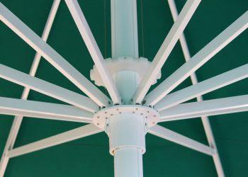 Kurbel für Sonnenschirm ist abgebrochen – Ersatzteil Handkurbel