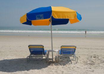 Strandschirm Vergleich (Top 5) | Der beste Strand Badeschirm