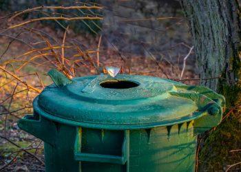 Gartenabfalleimer (Top 5) | Mülleimer & Mülltonne für Garten