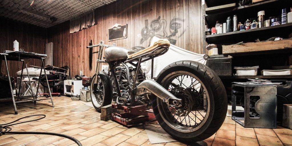 garage beheizen