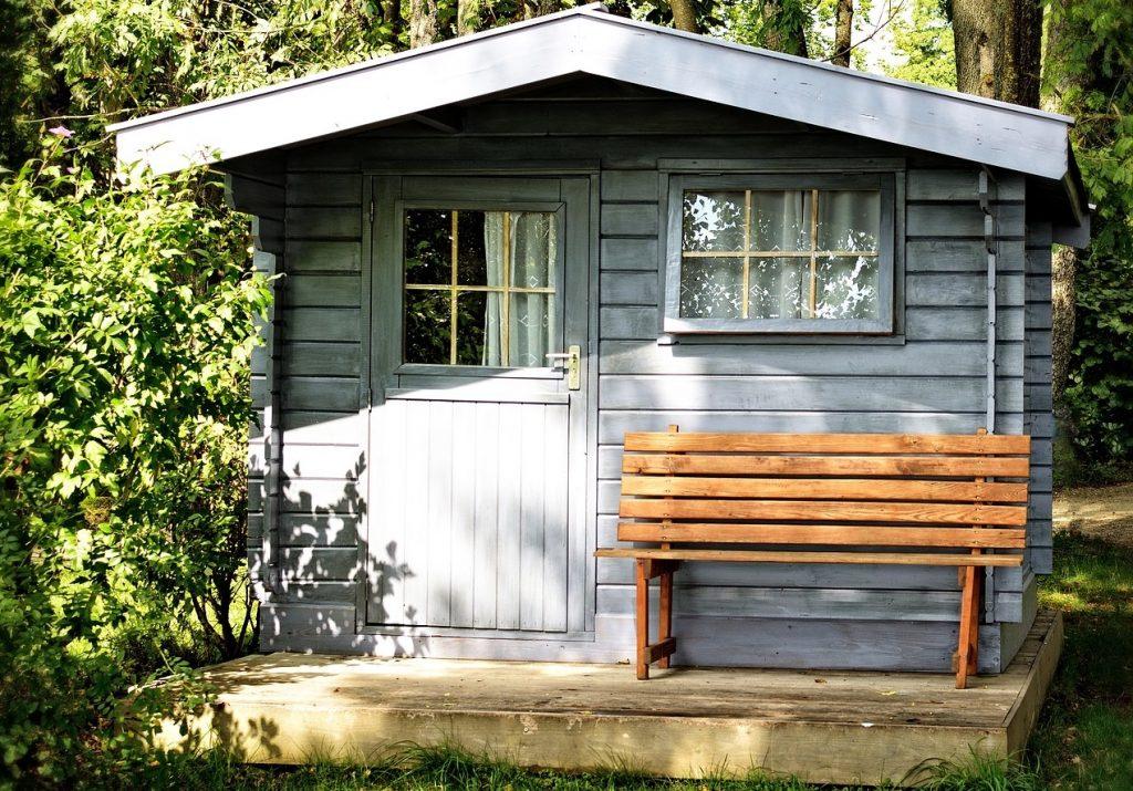 Im Winter Hütte Im Garten Richtig Beheizen