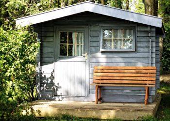 Gartenhaus heizen | Im Winter Hütte im Garten richtig beheizen