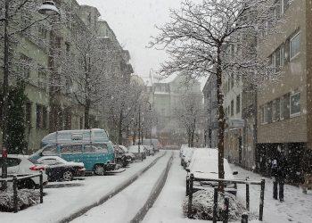 Schneeräumpflicht in NRW | Gesetz zu Winterdienst & Schneeräumen
